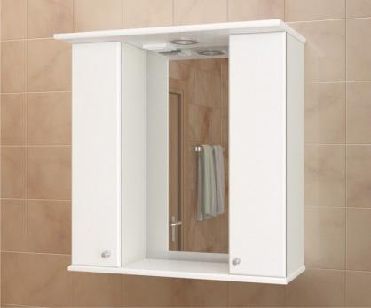 Зеркало-шкаф МДВ Панда 900