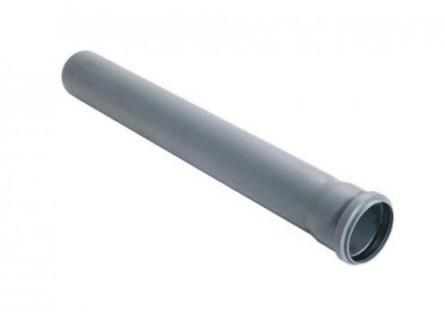 Труба ПВХ 110*1.0 м.