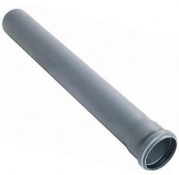 Труба ПВХ 50*1.0 м.