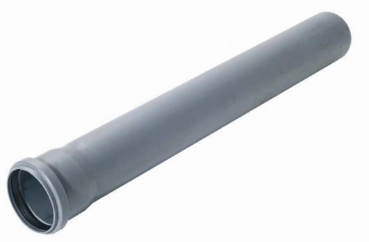 Труба ПВХ 50*1.5 м.