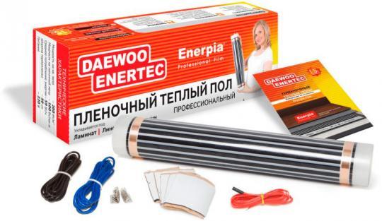 Пленочный теплый пол Daewoo Enertec ( 5 кв.м.)