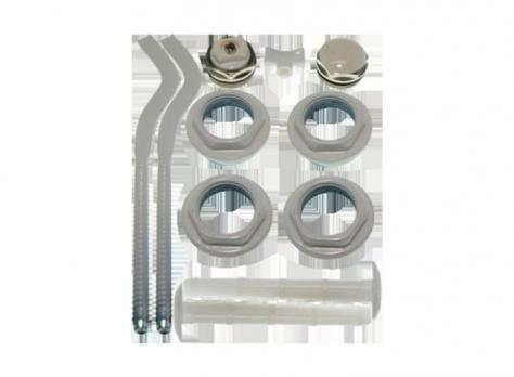 Комплект для радиаторов с кронштейнами 1*3/4.