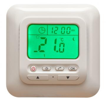 Терморегулятор ТС 401 с ЖК дисплеем
