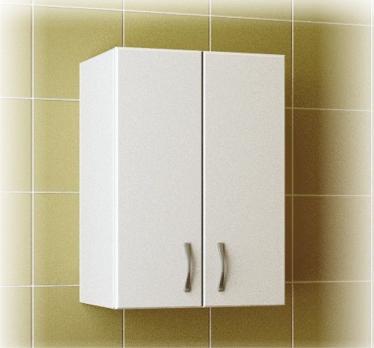 шкаф навесной вертикальный