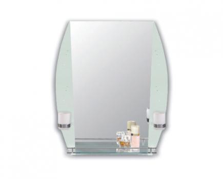 F640-01 Зеркало молочное со стаканчиками