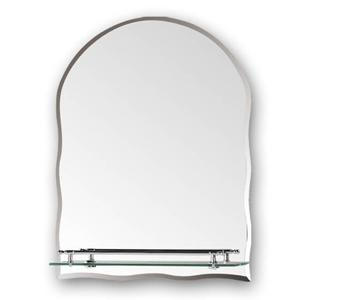 F689 Зеркало с одной полкой