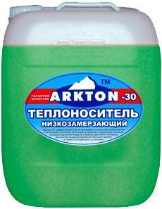 Теплоноситель Арктон-30 канистра 10кг (моноэтиленгликоль)