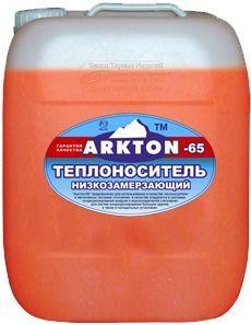 Теплоноситель Арктон-65 канистра 50кг (моноэтиленгликоль)