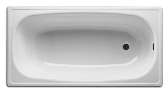 Ванна стальная BLB Белая 120 х 70