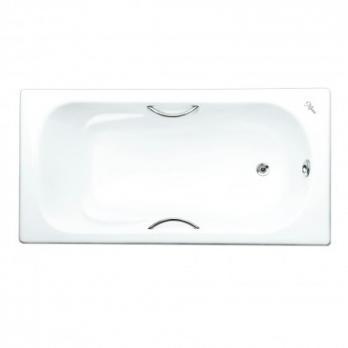 Ванна чугунная MARONI COLOMBO 1500*750 с ручками