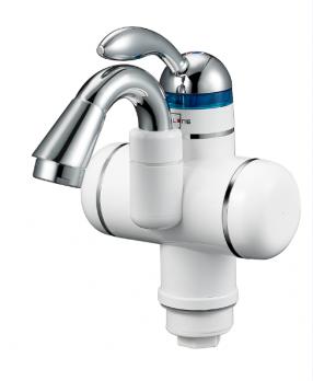 Смеситель-водонагреватель проточного типа, 3000Вт, без УЗО, EC-210