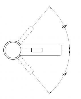 Cм-ль для умывальника монолитный EZA1-B090