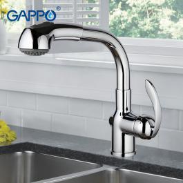 Смеситель для кухни Gappo G1052-2