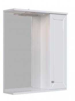 Зеркальный шкаф Бриз 60