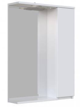 Зеркальный шкаф Квадро 70