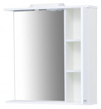 Зеркальный шкаф Лира 60