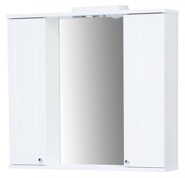 Зеркальный шкаф Лира 80