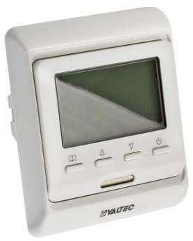 Хронотермостат электронный комнатный с датчиком температуры пола