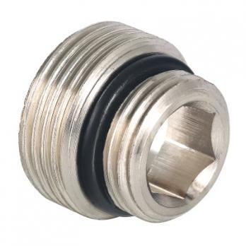 Адаптер для узла нижнего подключения радиатора