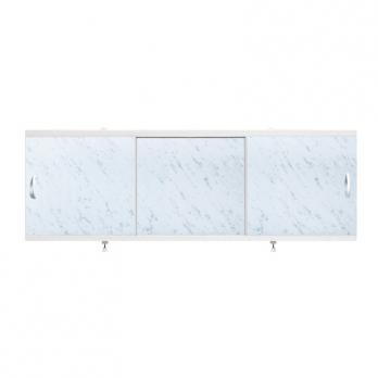 "Экран для ванн 1,5 м ""Оптима"" пластик серые облака (19)"
