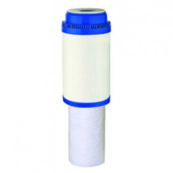 Картридж из гранул. угля и полипропилена (10мкр)  CB-PP-UDF