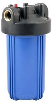 """Магистральный фильтр BIG BLUE с картриджем из вспененного полипропилена CB-HF10BB1"""""""