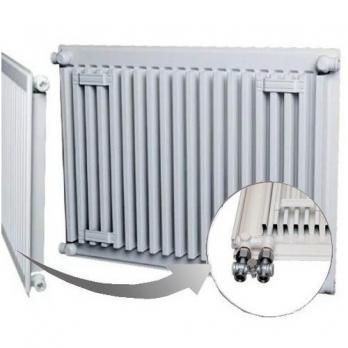 Радиатор стальной панельный AXIS 11 500 x  400 Ventil (нижнее подключение)